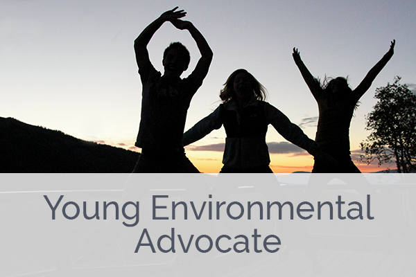 Y.E.A. ACES Member - Young Environmental Advocate