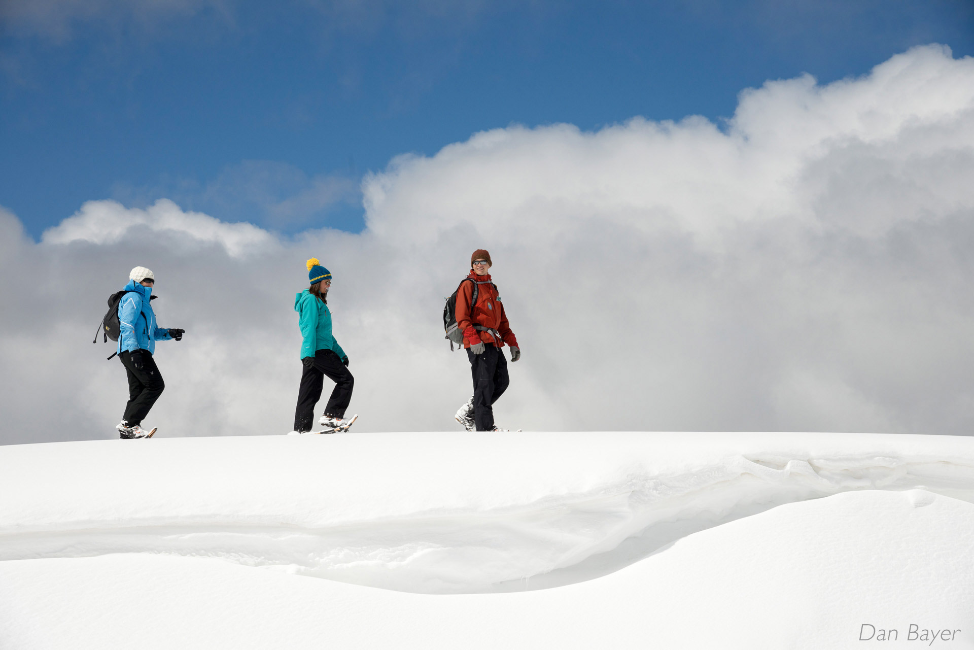 Winter Snowshoe & Ski Tours