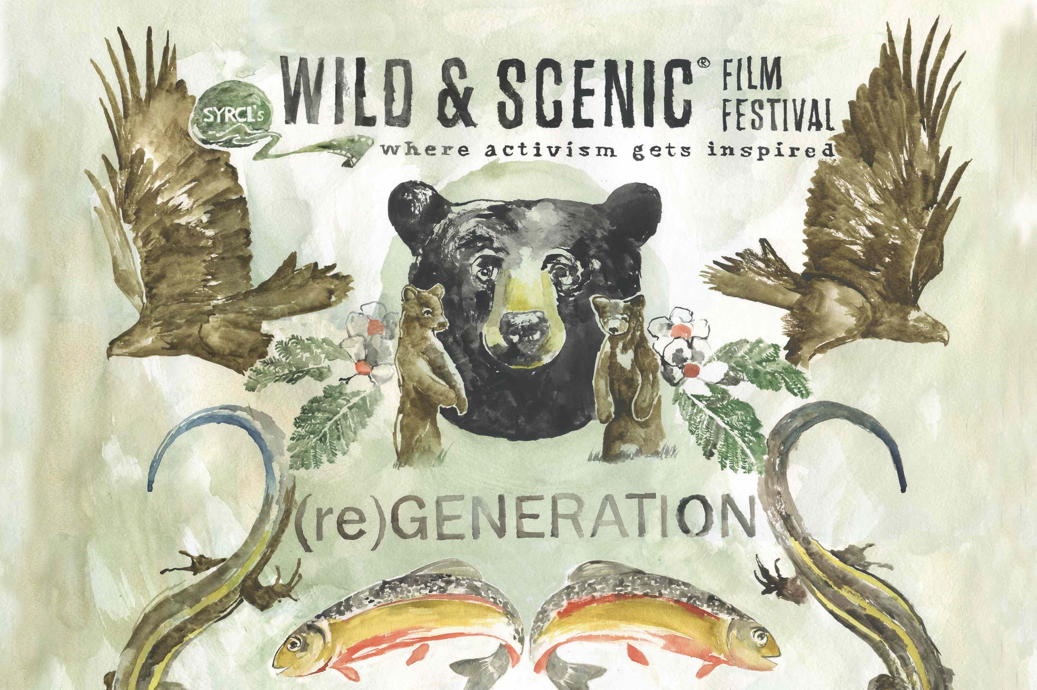 Wild and Scenic Virtual Film Festival 2020