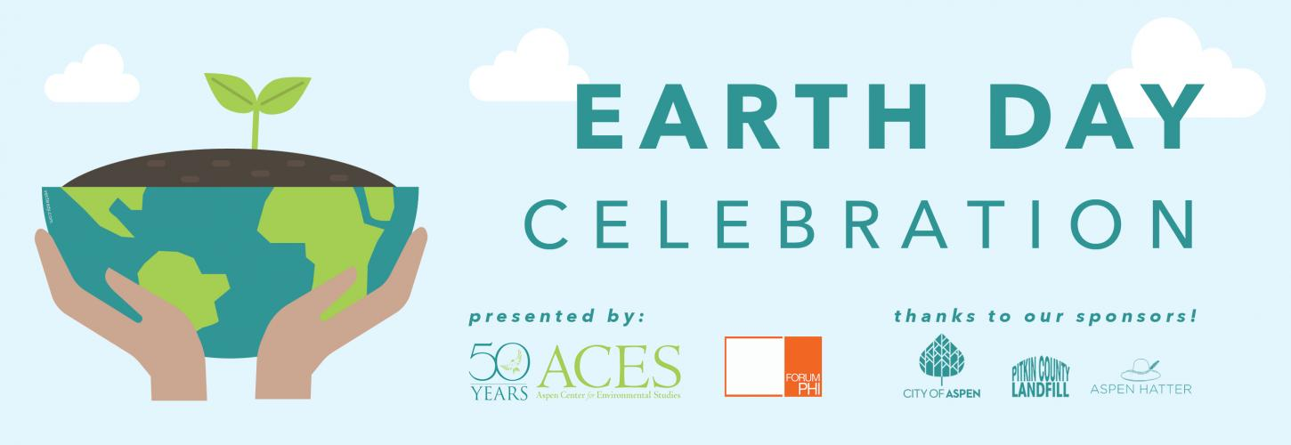 Join us for a community-wide Earth Day celebration on April 22nd!