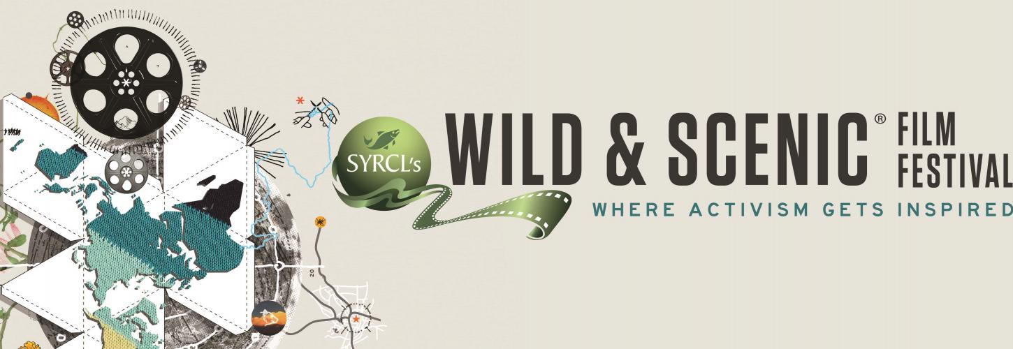 Wild and Scenic festival poster