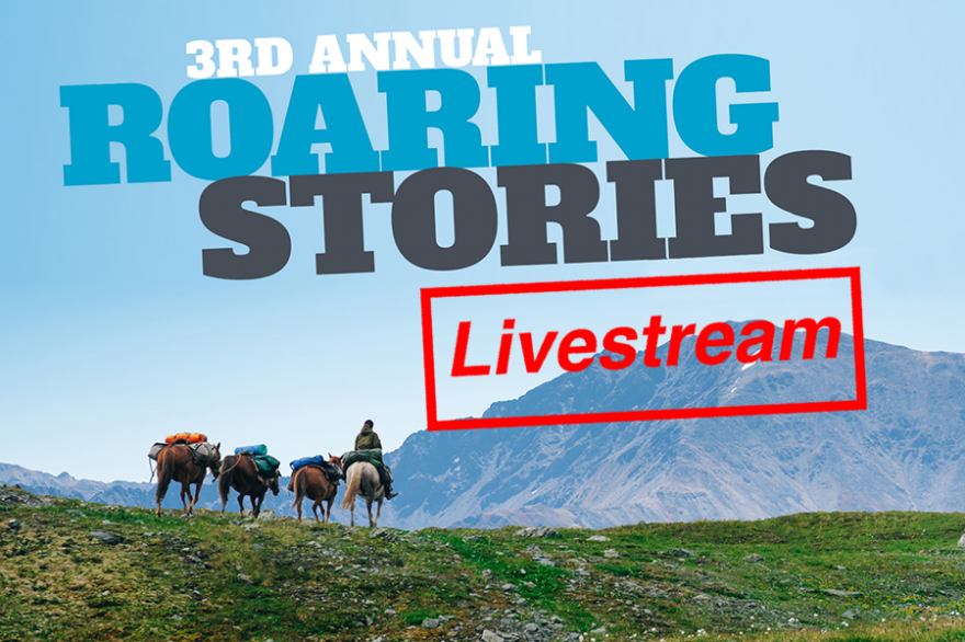 Roaring Stories at Rock Bottom Ranch
