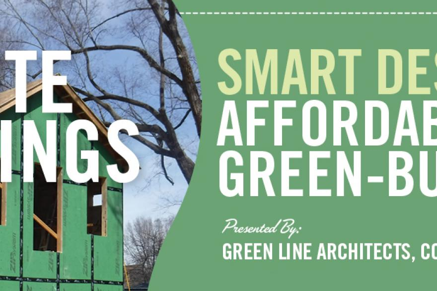 Smart Design: Affordable Green-Building
