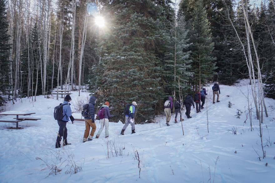 Snowmass Trek at Snowmass Village with ACES